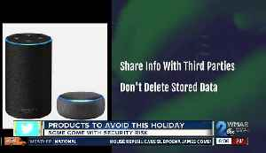 Holiday tech prompts privacy concerns [Video]