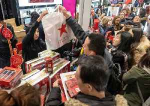 Online Thanksgiving Sales Surge to Start Black Friday Weekend [Video]
