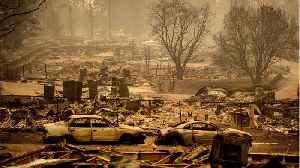 News video: Hundreds Searching For Remains of California Wildfire Victims