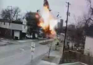 Explosion Levels Home in St. Paul [Video]