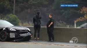 Steph Curry unhurt after car accidents [Video]