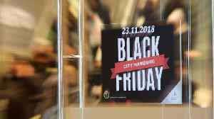 Despite Record Highs, Black Friday Online Sales Pale Compared To Alibaba's Singles Day [Video]