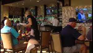 Tiger X Phil watch party in Jupiter [Video]