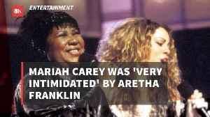 Mariah Carey Was Afraid To Perform With Aretha Franklin [Video]