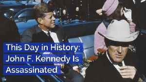 Remembering The 55th Anniversary Of John F Kennedy's Death [Video]
