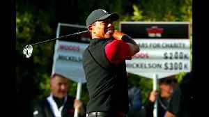 Mickelson claims bragging rights and $9 million for defeat of Woods in matchplay [Video]