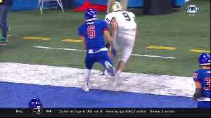 Chelsea WR Hunter Neff makes one-handed catch at Ford Field state title [Video]