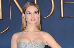 News video: Lily James notices plot holes in Mamma Mia 2