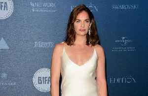 Ruth Wilson has mixed feelings on motherhood [Video]