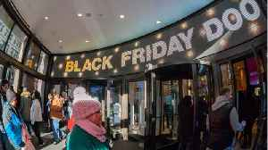Black Friday Sets Online Records [Video]