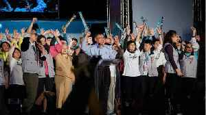 China Lauds Voters After Defeat of Taiwan's Ruling Party [Video]