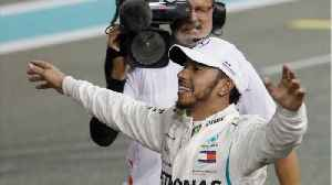 Lewis Hamilton Wins F1 Season Finale [Video]