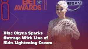 Blac Chyna Sparks Fight Over Her Skin Cream [Video]