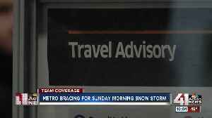 KCI, cities prepping for winter storm's wrath [Video]