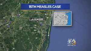 Officials Confirm 15th Case Of Measles In Ocean County [Video]