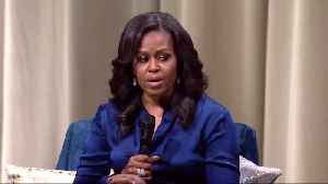 Michelle Obama reflects on White House life [Video]