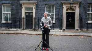 May Urges UK Public To Back Her [Video]