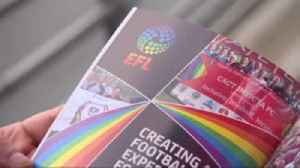 Rotherham launch EFL's week of Rainbow Laces support [Video]