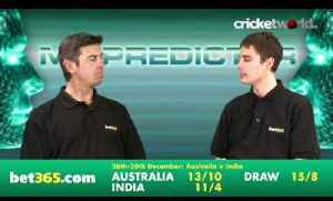Cricket Betting Video - Mr Predictor - Boxing Day Test Matches - Cricket World TV [Video]