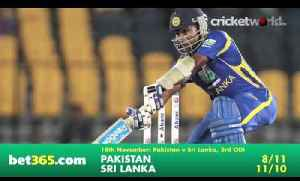 Cricket Video - Mr Predictor - Pakistan-Sri Lanka 3rd ODI - Cricket World TV [Video]