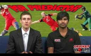 Cricket World® TV - Mr Predictor - 4th November 2010 [Video]