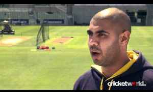 Cricket World TV - Jeetan Patel On Second Spell At Warwickshire [Video]