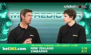 Cricket World TV - Mr Predictor - International Cricket Extravaganza [Video]