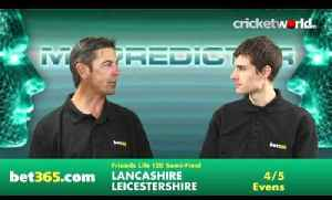 Cricket World TV - Mr Predictor - T20 Finals Day Preview [Video]