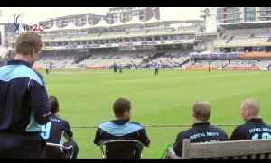 RAF Taste Success At IST20 Finals Day At Lord's [Video]