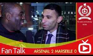 Arsenal FC 2 Marseille 0 - Bring Back Thierry Henry says Moh [Video]