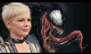 Michelle Williams Signs On For Sony's Venom Movie [Video]