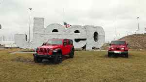 Toledo Assembly Complex - Assembley - Jeep Wrangler Production [Video]
