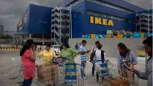 Ikea Is A Huge Hit In India [Video]