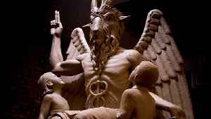 Netflix And WB Settle Satanic Temple Lawsuit Over Baphomet Statue [Video]