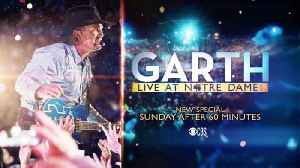 Garth: Live At Notre Dame! (Preview) [Video]