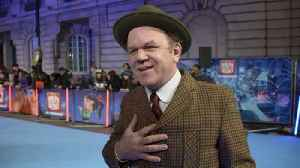 John C. Reilly Wants To Make Kids Laugh In His New Movie [Video]