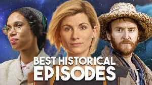 6 Unmissable Doctor Who Historical Episodes [Video]