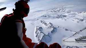 Female daredevil becomes first woman to wingsuit above the white plains of Antarctica [Video]