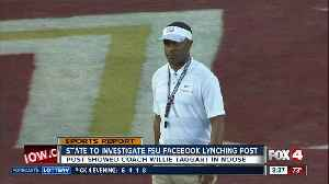 Fan post suggesting FSU coach lynching prompts investigation [Video]