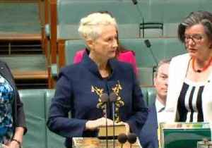Kerryn Phelps Sworn in as Wentworth MP as Federal Parliament Resumes [Video]