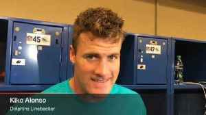 Dolphins' Kiko Alonso on roughing the passer penalty against Colts [Video]