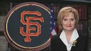 SF Giants Owner Donates To Controversial Senate Candidate [Video]