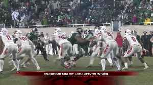 Cody White's TD helps Michigan State hold off Rutgers [Video]