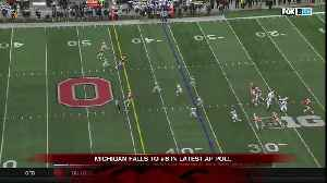 Ohio State beats Michigan, heads to Big Ten title game [Video]