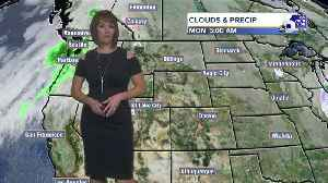 News video: Final week of November starts off dry but quickly gets wet and unsettled