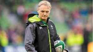 Schmidt To Step Down As Ireland Coach After 2019 Rugby World Cup [Video]