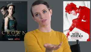 Claire Foy Runs Us Through Her Iconic Characters [Video]