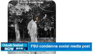 FSU fan post stating Willie Taggart should be lynched prompts outrage [Video]