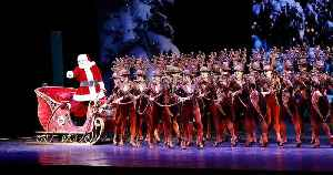 Details on the Radio City Rockettes' New Dance Featuring Over 100 Drones and Aerialists [Video]