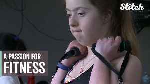 Weight-training class keeps kids with special needs confident, in shape [Video]